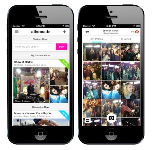 Say Cheese: 4 Great Group Photo Sharing Apps
