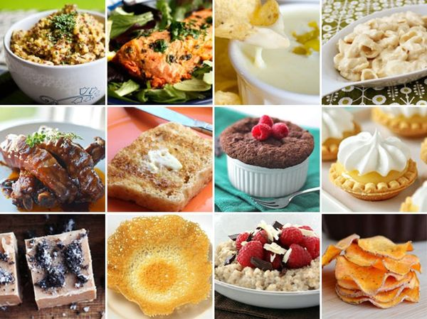 12 Gourmet Recipes You Can Make in the Microwave