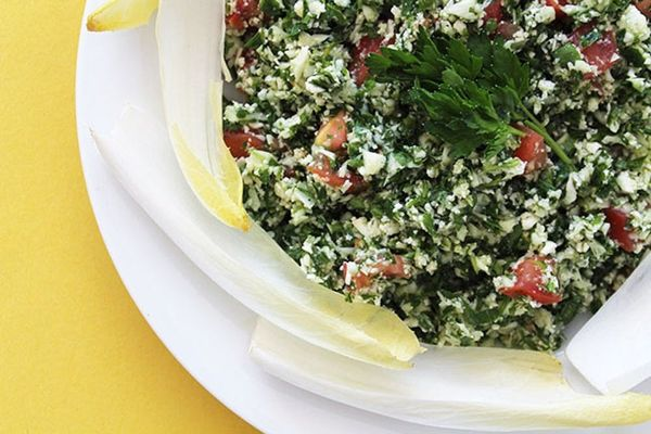 What Happens When You Combine Cauliflower and Tabouli?