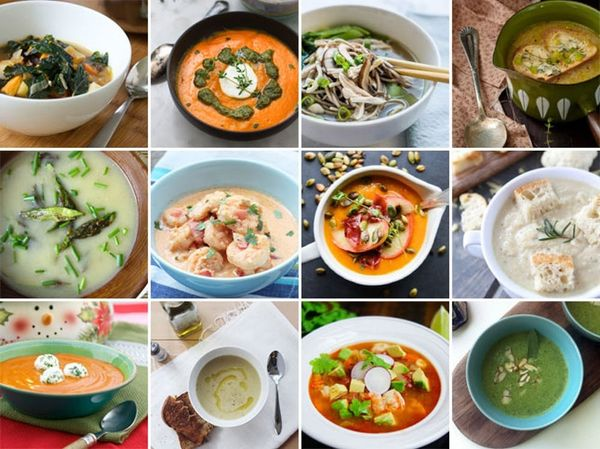 12 of the Healthiest Winter Soup Recipes You've Ever Spooned