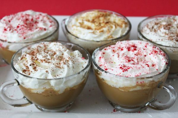 Spike Your Starbucks: 3 Boozy Takes on Your Holiday Latte
