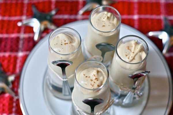 Spike Your Sweets: Make These Eggnog Pudding Shots Recipe