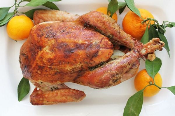 Make Your Thanksgiving Meal in 2 Hours
