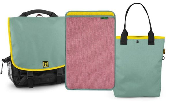 Customize Your Everyday Bags, Sleeves + Folios with Rickshaw Bagworks