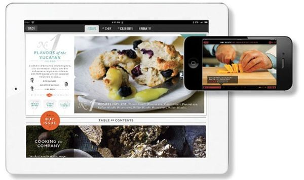 Get (Digitally) Cooking with Panna, a New Video Magazine App