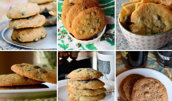 6 Ways to Trick Out the Classic Chocolate Chip Cookie
