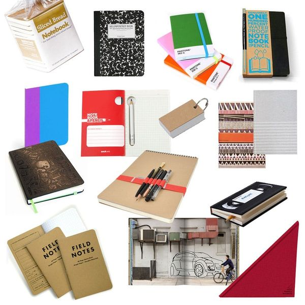 15 Noteworthy Notebooks for Jotting, Doodling, and Sketching