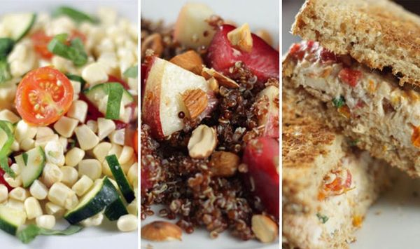 3 Make-Ahead Salads with 5 Ingredients or Less