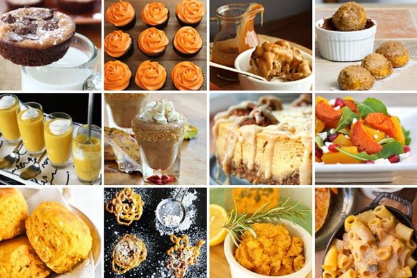 Jumpstart Fall with 12 Irresistible Pumpkin Recipes