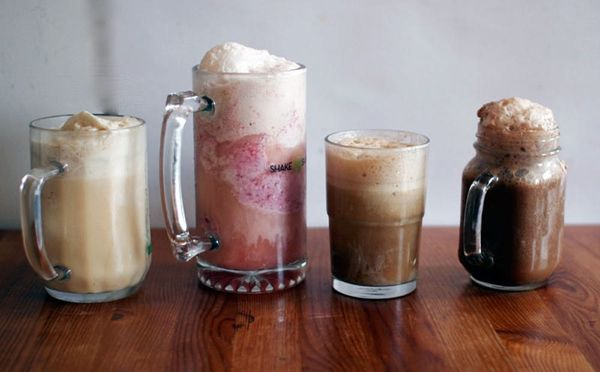 Spike Your Sweets: Beer Ice Cream Floats