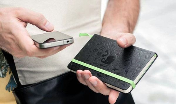 Evernote and Moleskine Team Up to Create a Smarter Notebook