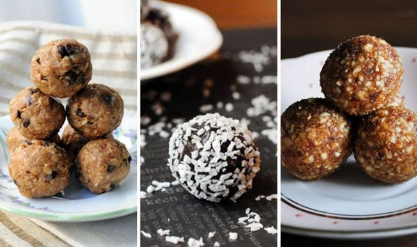 Energy Bites, Natural Truffles, and Almond Balls, Oh My!