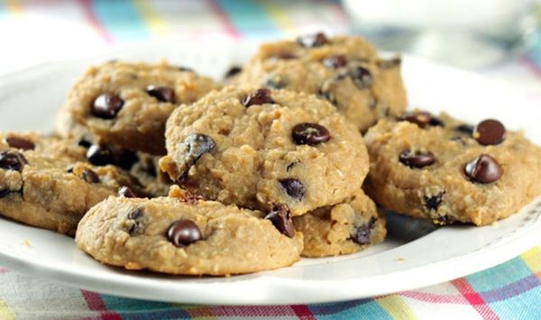 I Can't Believe This Healthy Chocolate Chip Cookies Recipe
