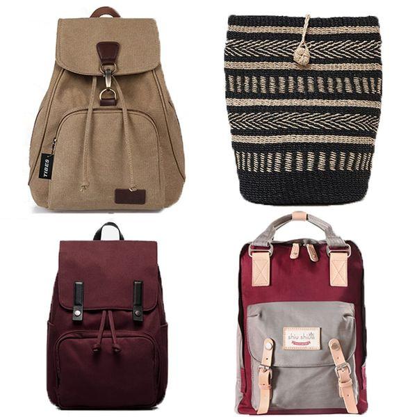 The Backpack Is Back! 20 Rucksacks, Packs, and Knapsacks We Love
