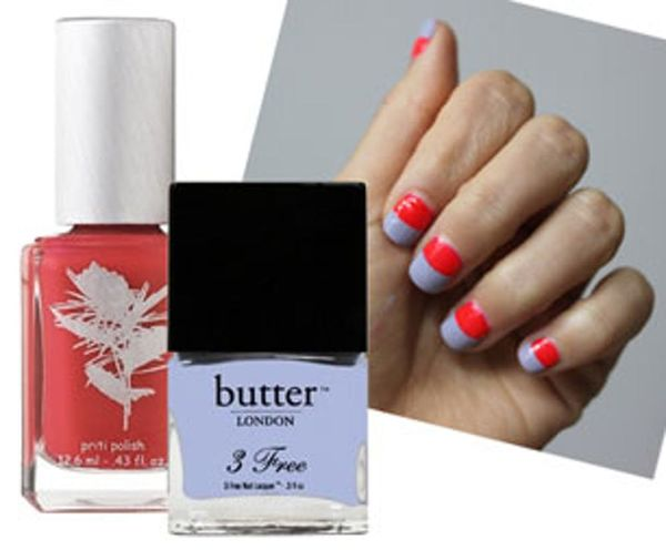 The Easiest Way to Extend a Worn Out Manicure