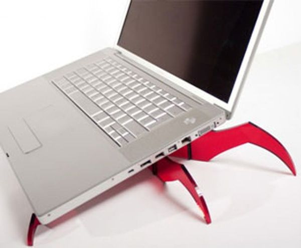 Beat Summer Laptop Heat with 13 Funky Stands and Feet