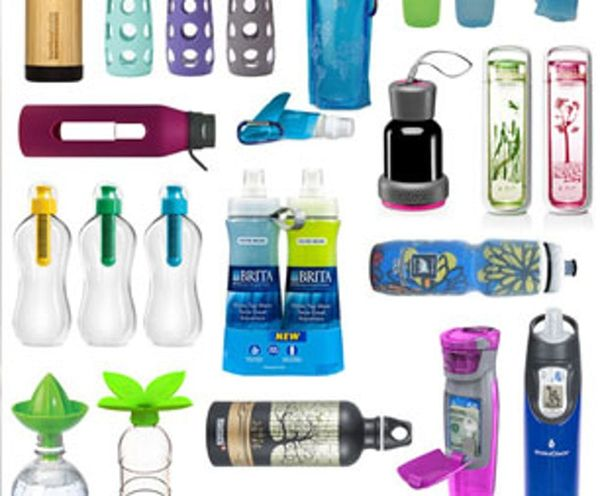15 Stylish, Savvy, and Eco-Friendly Ways to Get Your H2O On