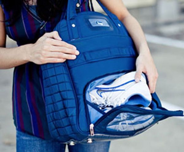 Work It While You Work Out: 17 Chic Gym Bags