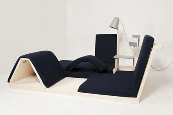 Fitness Furniture Concept Lets You Get a Workout From the Comfort of Your Couch