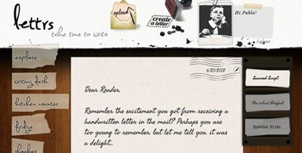 Lettrs Brings Snail Mail and E-mail Together at Last