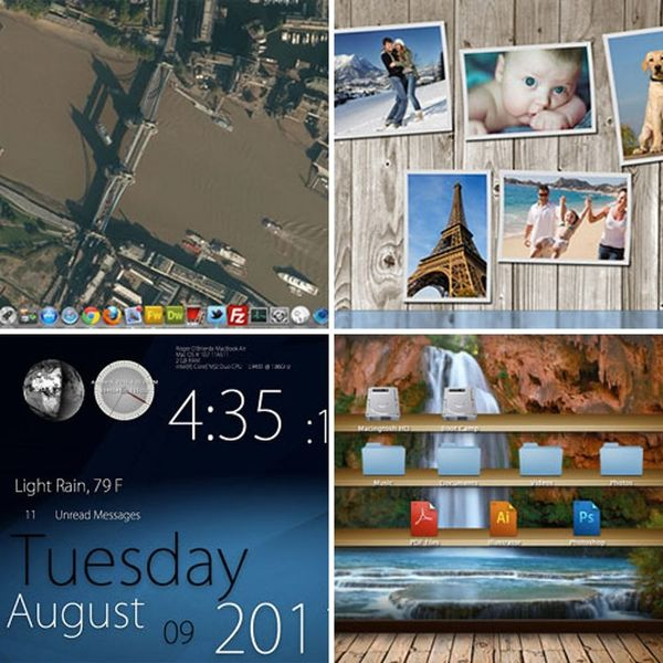 Spruce Up Your Desktop with 5 Creative Wallpaper Apps