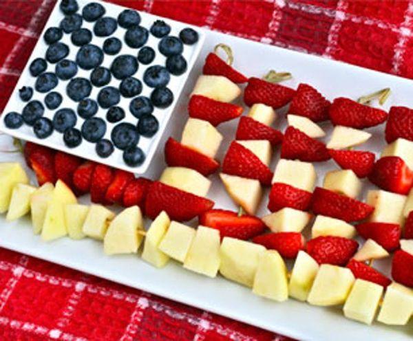 Stars & Stripes… in Fruit Form!