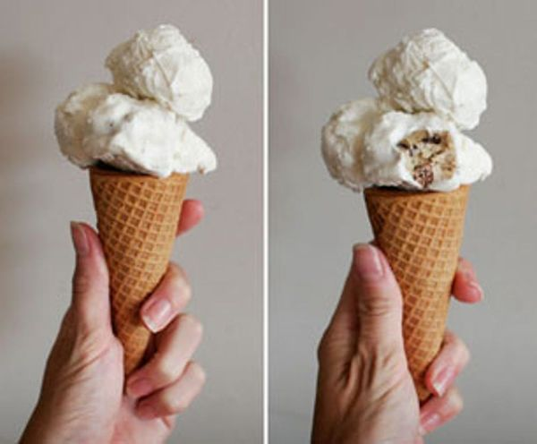 A Delicious New Twist on Cookie Dough Ice Cream