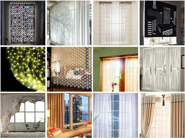 Curtain Call: 12 Nifty Window Dressings for the Modern Home