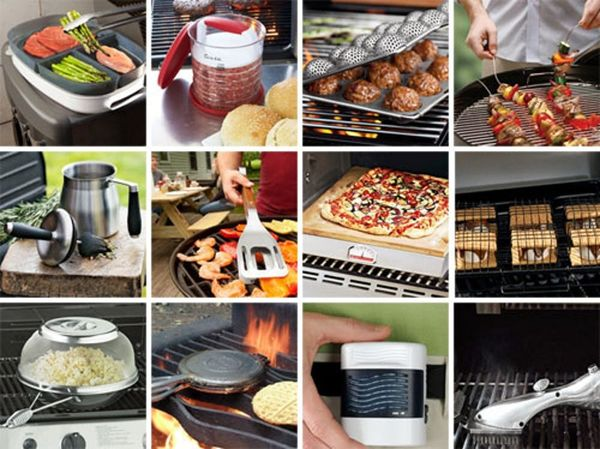 All Up in Your Grill: 13 Must-Have Grilling Gadgets