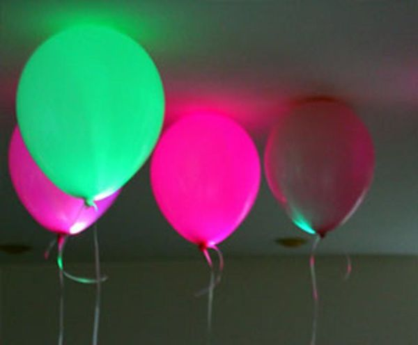 Light Up Your Party with LED Balloons