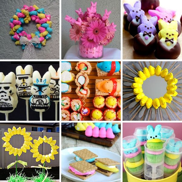 9 Ways to Play with Peeps
