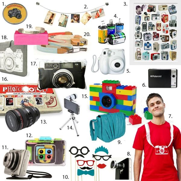 20 Must-Haves for the Modern Photographer