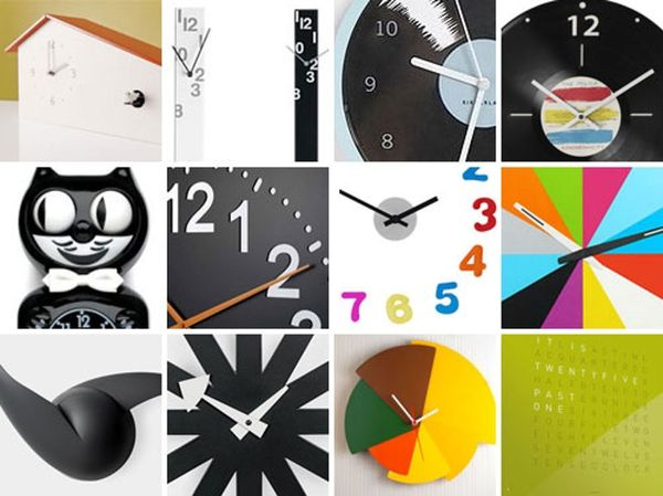 Time For a Refresh! 12 Fun, Functional, and Anything-But-Boring Clocks