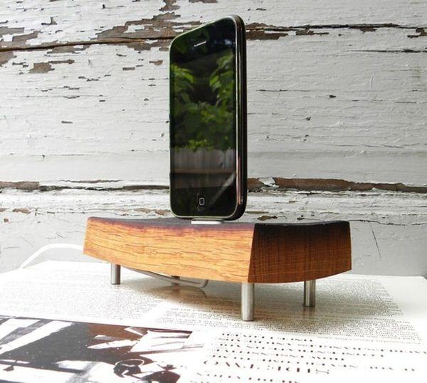 10 Fun And Funky iPhone Docks