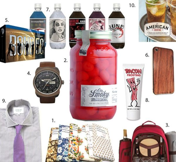 Moonshine Cherries & Bacon Frosting: 10 Valentine's Gifts For Dudes