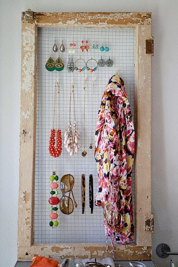 The Ultimate DIY Accessory Organizer