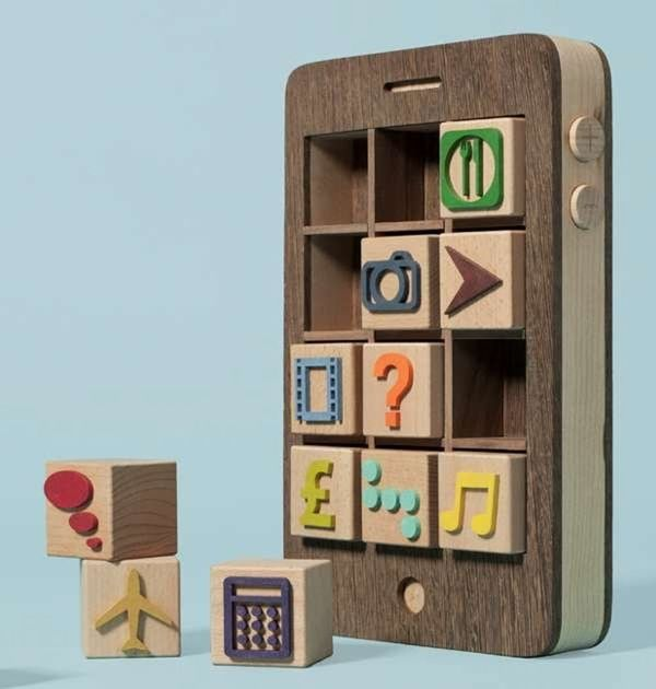 An iPhone for the Modern Toddler
