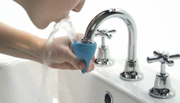 A Water Fountain For Your Tap