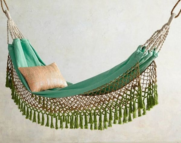 17 Relaxing Hammocks to Hang Inside or Outdoors