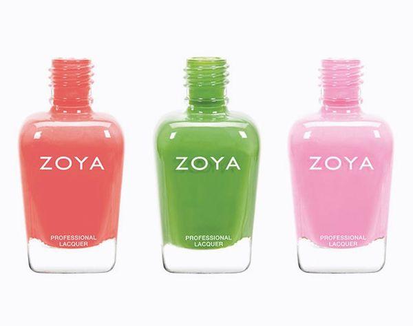 The 20 Hottest Summer Nail Polish Shades