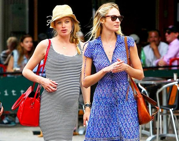 9 Hot Maternity Looks From Hollywood's A-List Mamas