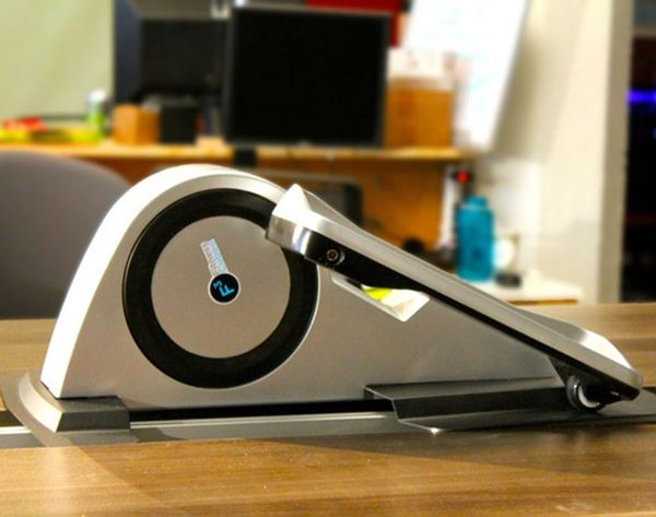 This Device Lets You Burn Calories While You Sit at Your Desk