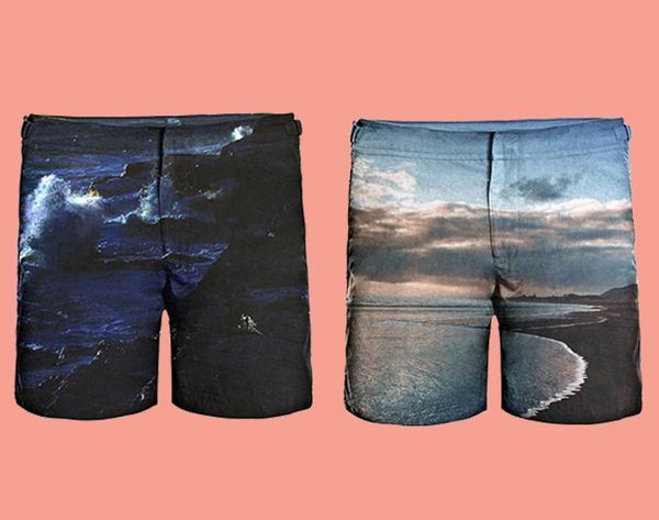 These Shorts Go Beyond Waterproof — They Never Get Wet!