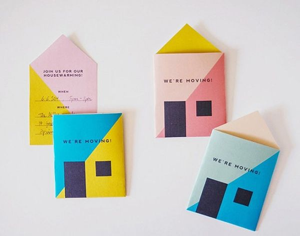 Skip The Greeting Card Aisle: 18 Ways to DIY Your Stationery