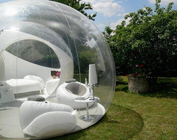 CasaBubble Lets You Work, Live + Play In a Legit Bubble