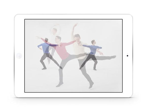 This App Lets You Choreograph a Ballet From Your Tablet