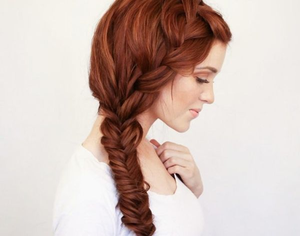 10 New Ways to Rock a Fishtail Braid