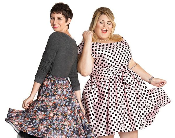 ModCloth + Nicolette Mason's Collab Will Look Good on Girls of All Sizes