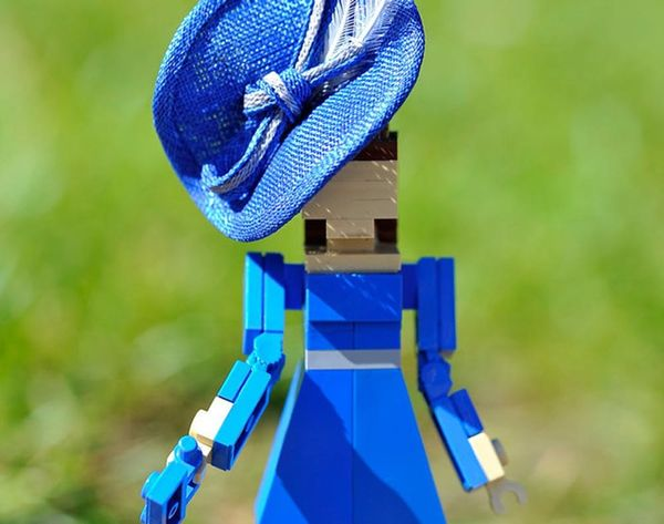 Made Us Look: The Royal Family in LEGO Form