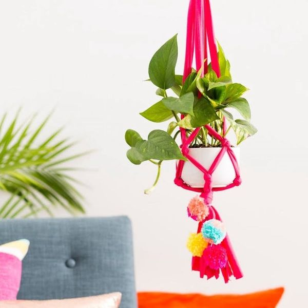 12 Macrame Projects to DIY This Summer